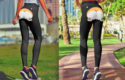 There Are Now Leggings That Turn Your Booty Into a Corgi Butt